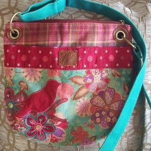 Crossbody purse